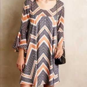RIFLE PAPER CO. Anthropologie Dress